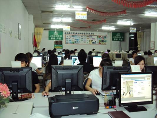 樟木头电脑培训 东莞市樟木头心诚电脑培训中心学校